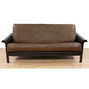 Dunbar Box Cushion Futon Slipcover by Easy Fit
