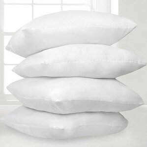 Premier Comfort Down Alternative Standard Pillow (Set of 4) by Sweet Home Collection