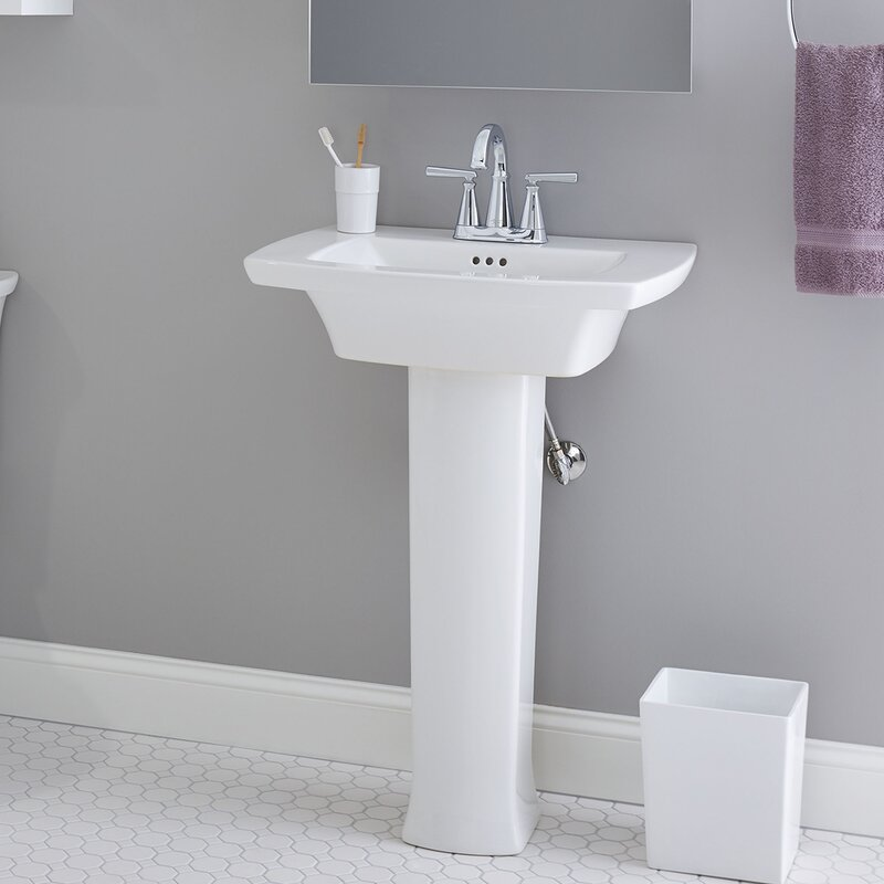 Edgemere 25 Console Bathroom Sink With Overflow Amp Reviews
