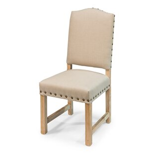 Rudy Upholstered Dining Chair (Set of 2) Sarreid Ltd