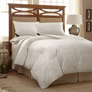 400 Thread Count Jacquard All Season Down Alternative Comforter