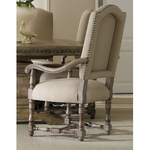 Sorella Upholstered Dining Chair (Set of 2) Hooker Furniture