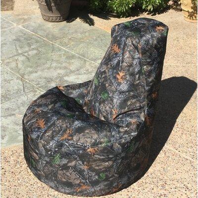 Camo Indoor Outdoor Bean Bag Chair