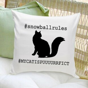 Hashtag Pillow Wayfair