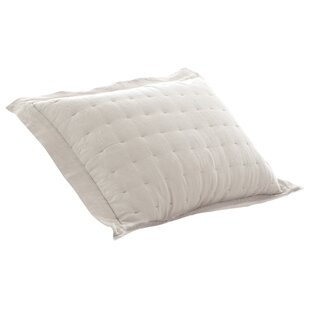 Brussels Quilted Sham by Pine Cone Hill