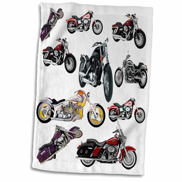 Groovy Harley Davidson Towels Wayfair Interior Design Ideas Clesiryabchikinfo