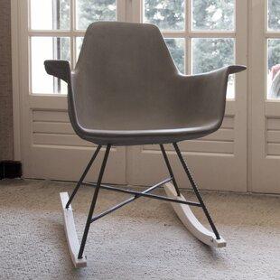 Lyon Beton Hauteville Rocking Chair