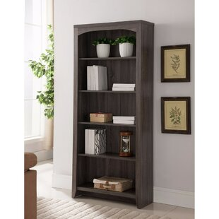 Burton Designed 5-Tier Standard Bookcase By Foundry Select