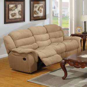New Orleans Recliner Reclining Sofa by Flair