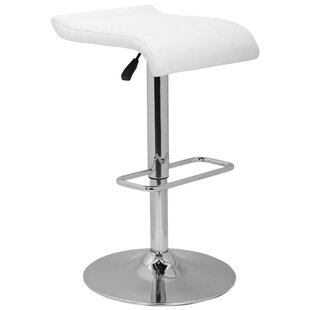 Idina Adjustable Height Bar Stool by Latitude Run