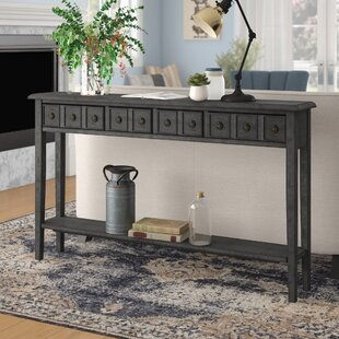 Witney Console Table by Three Posts 2019 Sale