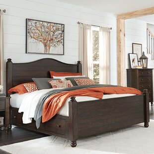 Great Price Cambra Storage Panel Bed by Birch Lane™ Heritage Reviews (2019) & Buyer's Guide