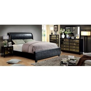 Guerrero Panel Configurable Bedroom Set