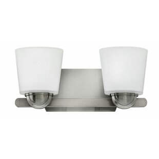 Kylie 2-Light Vanity Light by Hinkley Lighting