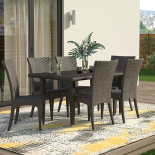 Drago 7 Piece Dining Set