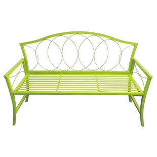 Merrill Steel Garden Bench