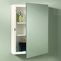 Topsider 16.13 x 26.13 Surface Mount Medicine Cabinet By Jensen
