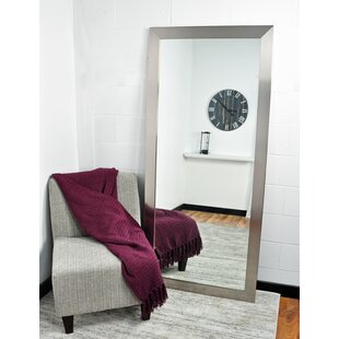 American Value Solitaire Tall Vanity Wall Mirror