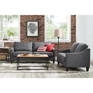 Donnely Configurable Living Room Set by Tren..