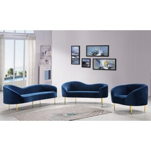 Affordable Price Ritz Configurable Living Room Set by Meridian Furniture USA Reviews (2019) & Buyer's Guide