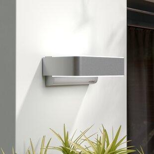 810-Light LED Outdoor Flush Mount With PIR Sensor By Steinel