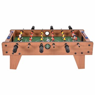 Review Matt Foosball Table