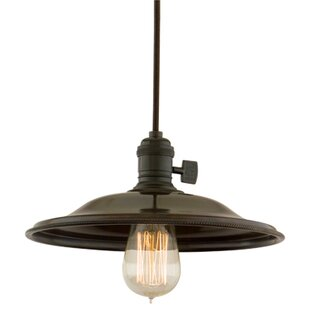17 Stories Diogo 1-Light Cone Pendant