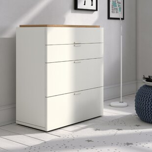 Review Dooley 4 Drawer Chest