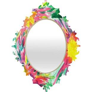 Joy Laforme Confetti Baroque Accent Mirror by Deny Designs