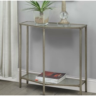 Potrero Console Table by Rosdorf Park