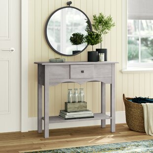 Review Pinard Tall Console Table By Gracie Oaks
