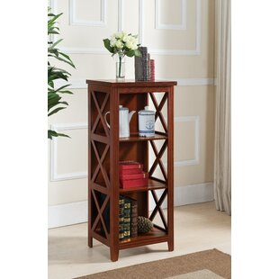 Reba 3 Tier Standard Bookcase by Red Barrel Studio Modern