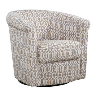 Pinehill Swivel Barrel Chair