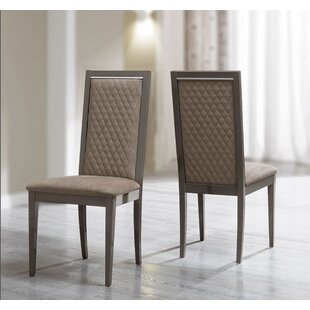 Otterburn Upholstered Dining Chair (Set of 2) Orren Ellis