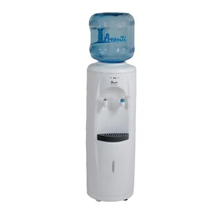 Free-Standing Room Temperature and Cold Electric Water Cooler