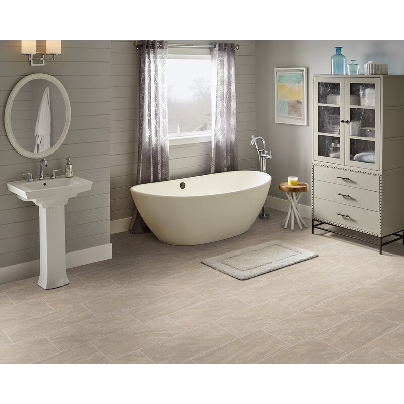 Msi Pietra Onyx 12 X 24 Porcelain Field Tile In High Gloss