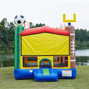JumpOrange Sports Bounce House