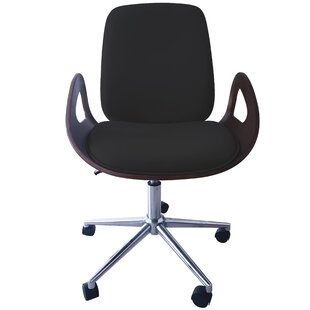 Buy clear Caroline Task Chair by Porthos Home Reviews (2019) & Buyer's Guide