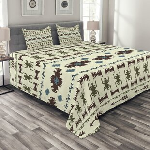 Native American Coverlet Set