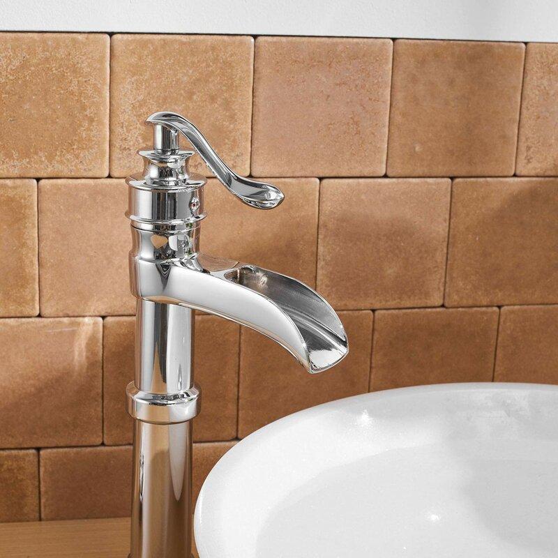 Dfi Vessel Sink Bathroom Faucet Wayfair