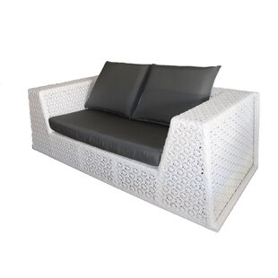 Place Loveseat with Cushions