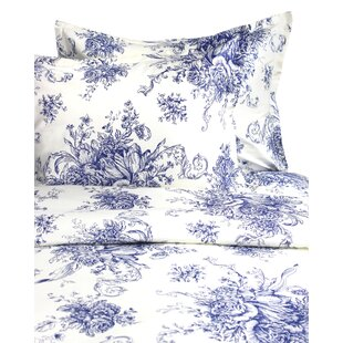 Eila Toile Duvet Cover Collection