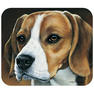 Winston Porter Buch Beagle Mouse Pad