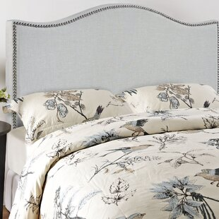 Montijo Curl Upholstered Headboard by House of Hampton