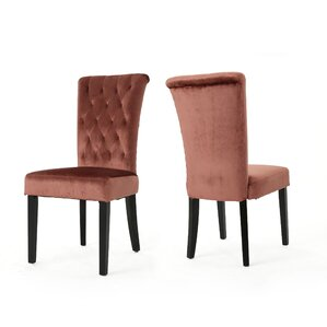 Normanton Upholstered Dining Chair (Set of 2) by House of Hampton