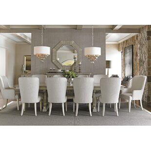 Oyster Bay 11 Piece Extendable Dining Set Lexington
