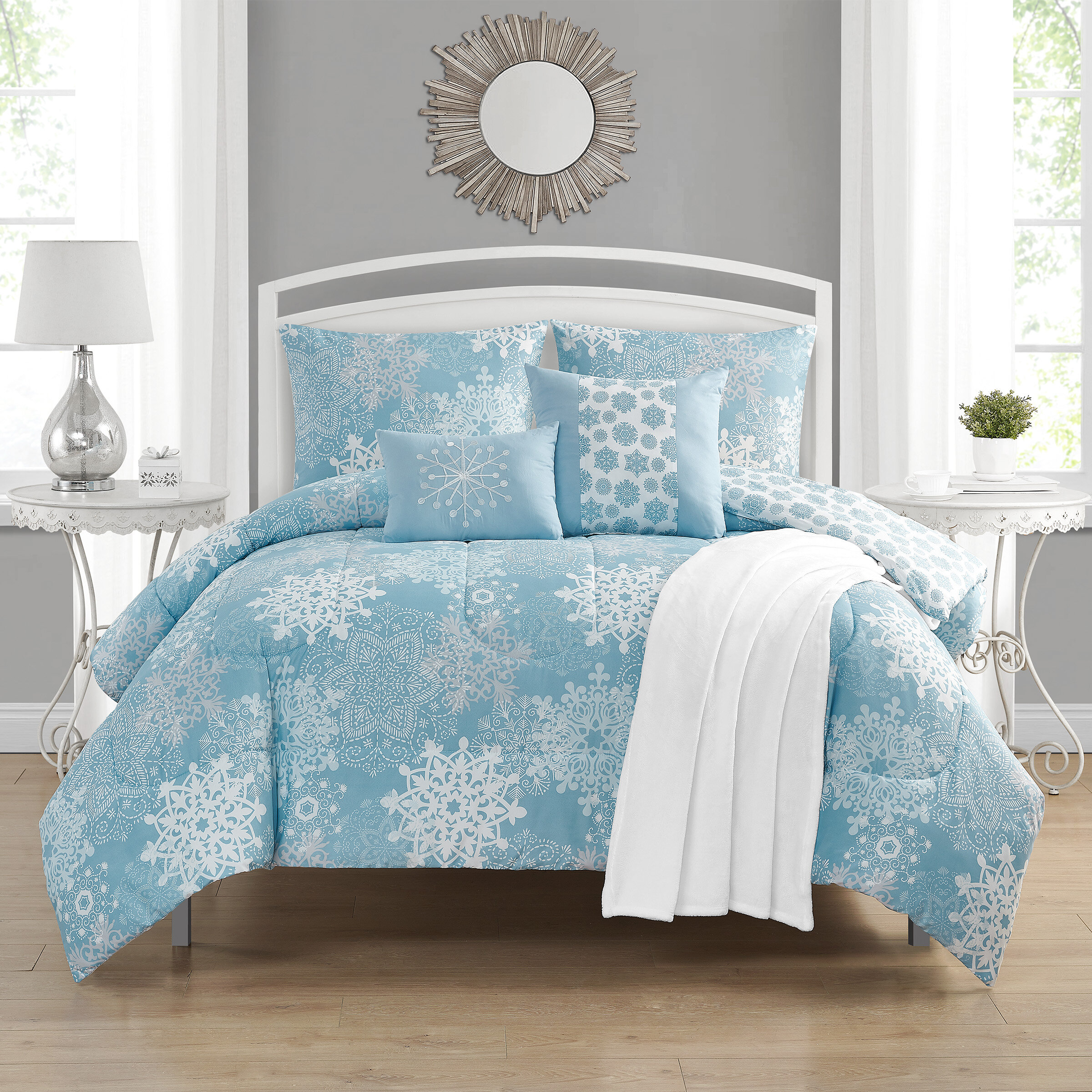 White Millwood Pines Bedding You Ll Love In 2021 Wayfair