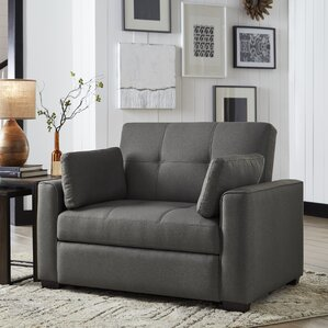 Maryland Dream Convertible Chair by Serta Futons