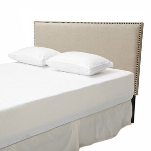 Immingham California King Upholstered Panel Headboard