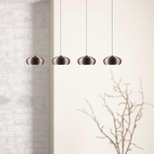 Chana 4-Light LED Cluster ..